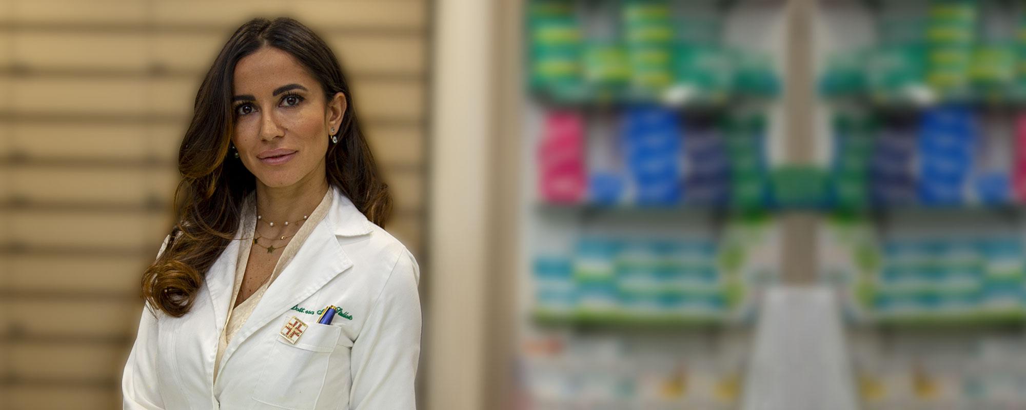 Farmacia, Benessere <br><span>e Cosmetica</span>